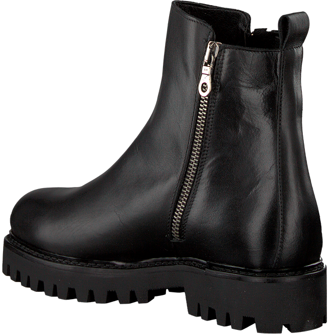 Schwarze ROBERTO D'ANGELO Ankle Boots BASCO - large