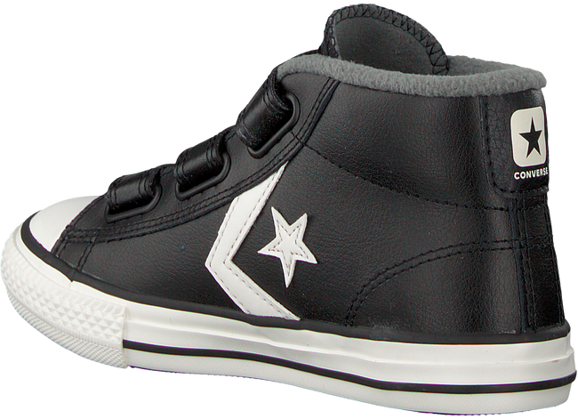 Schwarze CONVERSE Sneaker STAR PLAYER 3V MID - large