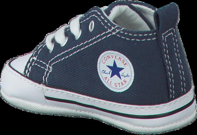 Blaue CONVERSE Babyschuhe FIRST STAR - large