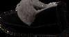 Schwarze WARMBAT Hausschuhe BARRINE  - small