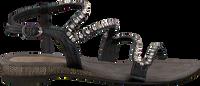 Schwarze LAZAMANI Sandalen 85.195  - medium