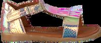 Silberne JOCHIE & FREAKS Sandalen 20762/20782  - medium