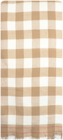 Beige NOTRE-V Schal CIRA  - medium