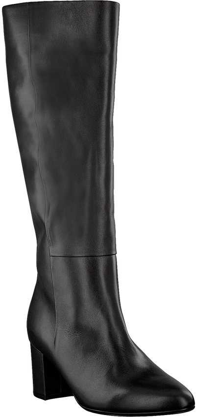 Schwarze GABOR Hohe Stiefel 809  - larger
