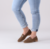 Grüne UNISA Loafer DALCY  - small