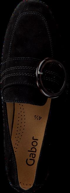 Schwarze GABOR Loafer 212.1  - large