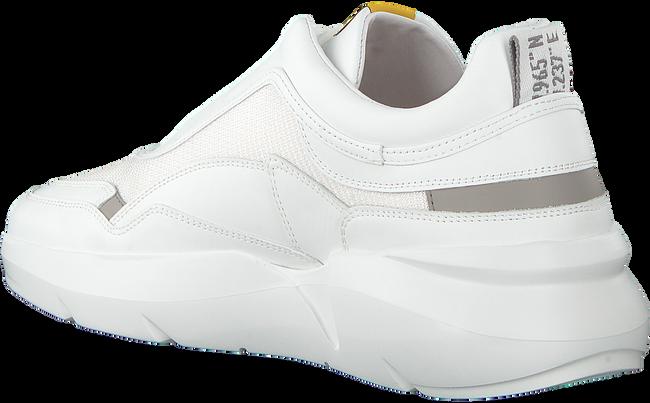 Weiße NUBIKK Sneaker ELVEN BLOX  - large
