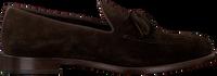 Braune MAZZELTOV Loafer 9524  - medium