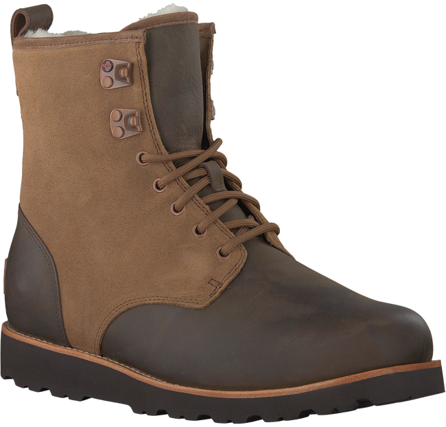 Braune UGG Ankle Boots HANNEN TL - large