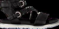 Schwarze MJUS (OMODA) Sandalen 740013 - medium