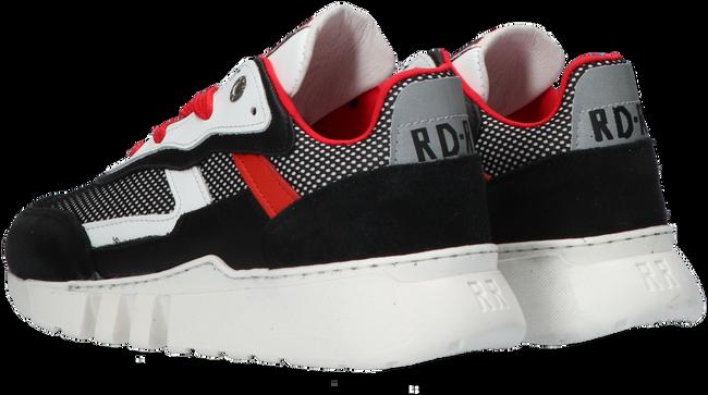 Weiße RED-RAG Sneaker low 13197  - large