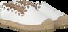 Weiße KANNA Espadrilles 8007  - small