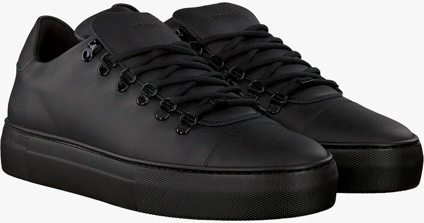 Schwarze NUBIKK Sneaker JAGGER CLASSIC GOMMA  - larger