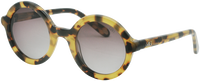 Braune IKKI Sonnenbrille TATE  - medium