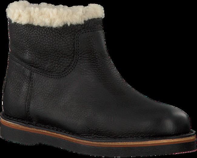 Schwarze SHABBIES Ankle Boots 181020056 - large