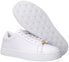 Weiße CALVIN KLEIN Sneaker low CUPSOLE SNEAKER LACEUP  - small
