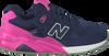 Blaue NEW BALANCE Sneaker KL580 - small
