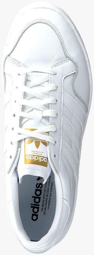 Weiße ADIDAS Sneaker low TEAM COURT M  - larger