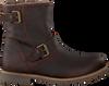Braune PANAMA JACK Ankle Boots FAUST IGLOO C20 - small