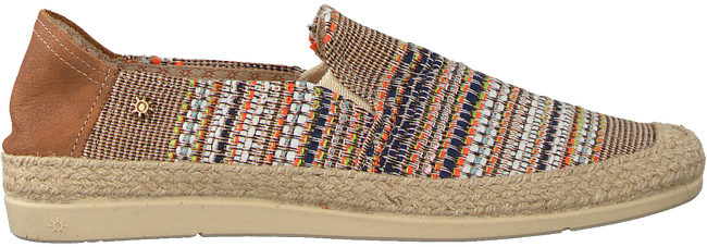 Braune LA SIESTA Espadrilles 51158  - large