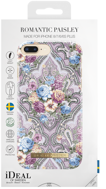 IDEAL OF SWEDEN Handy-Schutzhülle CASE IPHONE 8/7/6/6S PLUS - large
