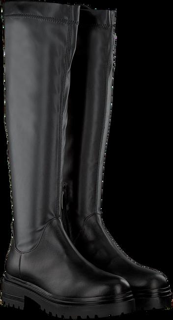 Schwarze DEABUSED Hohe Stiefel DEA-51  - large