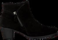 Schwarze GABOR Stiefeletten 603.1  - medium