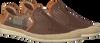 Braune LA SIESTA Espadrilles 51084  - small
