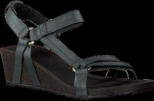 grey TEVA shoe YSIDRO UNIVERSAL WEDGE  - large