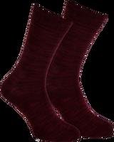Rote MARCMARCS Socken RED ROME COTTON - medium