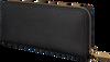 Schwarze MICHAEL KORS Portemonnaie TRAVEL CONTINENTAL - small