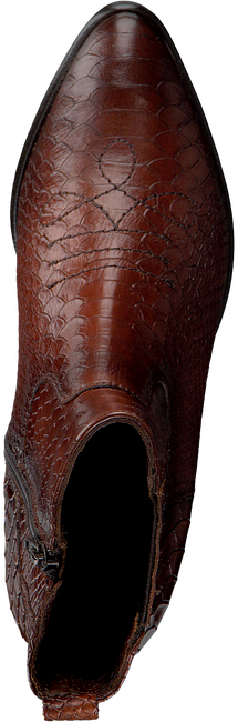 Cognacfarbene OMODA Stiefeletten SONIA  - large