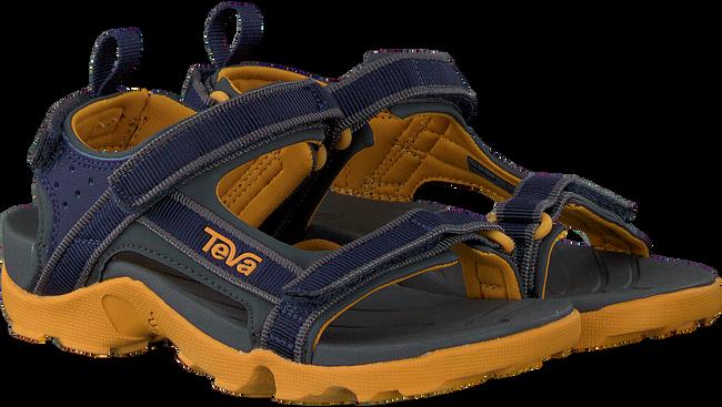 Blaue TEVA Sandalen 10193489 C/Y TANZA ECLIPSE  - large