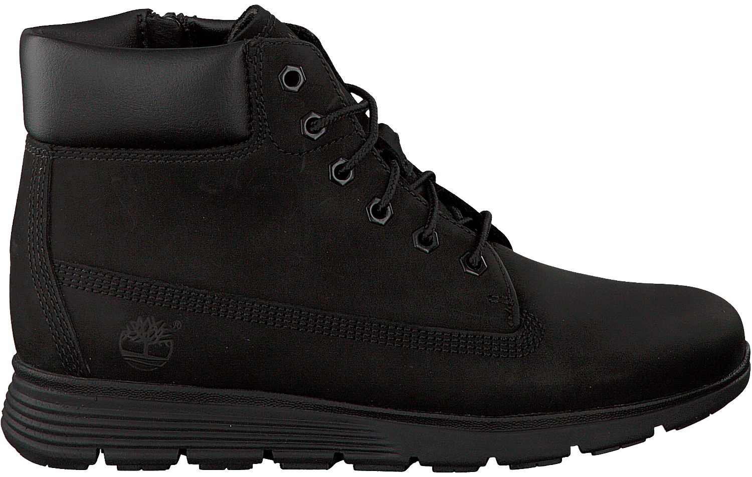 Schwarze TIMBERLAND Ankle Boots KILLINGTON 6 IN