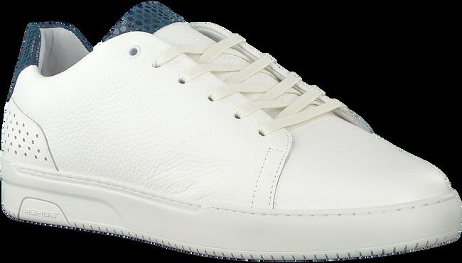 Weiße REHAB Sneaker low TEAGAN BS LIZARD  - large