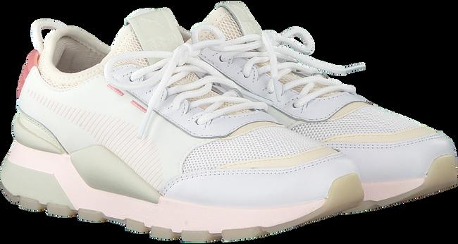 Weiße PUMA Sneaker RS-0 TRACKS  - large