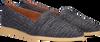 Schwarze PAUL GREEN Slipper 2854  - small