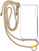 Beige KASCHA-C Handy-Schutzhülle PHONECORD IPHONE X/XS  - small