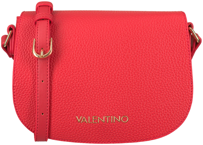 Rote VALENTINO BAGS Umhängetasche SUPERMAN SATCHEL - large