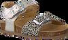 Silberne KIPLING Sandalen NULU 1  - small