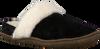 Schwarze SOREL Hausschuhe NAKISKA SLIDE - small