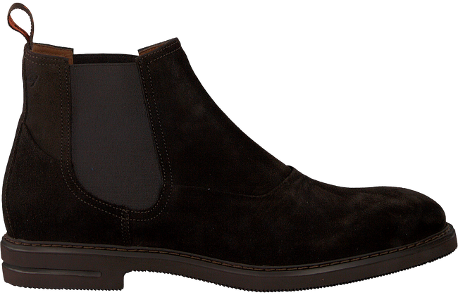 Braune GREVE Chelsea Boots GERMAN - large