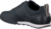 Blaue HUGO Sneaker MATRIX_LOWP_NYLT  - small