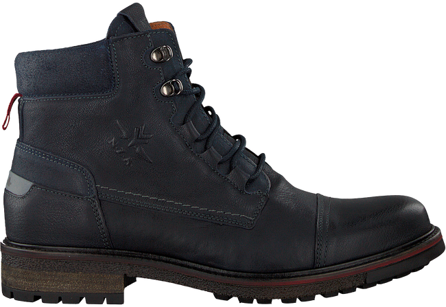 Blaue NEW ZEALAND AUCKLAND Ankle Boots NEWEA HIGH TMB M - large