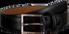 Schwarze MAGNANNI Gürtel 1078 - small