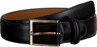 Schwarze MAGNANNI Gürtel 1078 - medium