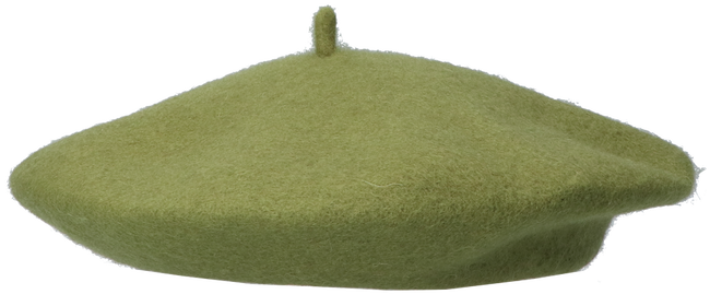 Grüne Yehwang Hut BARET MADAME 2.0  - large