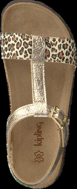Goldfarbene KIPLING Sandalen NORELLA 4  - large