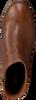 Cognacfarbene VIA VAI Hohe Stiefel ALMA  - small