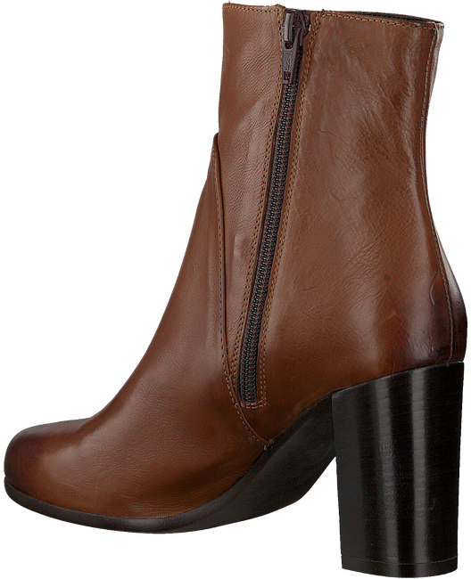 Cognacfarbene NOTRE-V Stiefeletten GESIA  - large